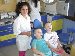 Παιδοδοντίατρος Θεσσαλονίκη Χώρος