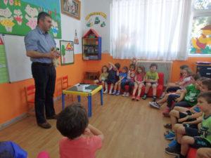 Παιδοδοντίατρος Θεσσαλονίκη Επισκεψη σε σχολείο 1