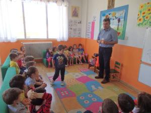 Παιδοδοντίατρος Θεσσαλονίκη Επισκεψη σε σχολείο 3